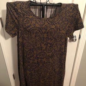 LulaRoe Carly dress- XL